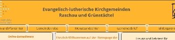 Kirchenwebsite