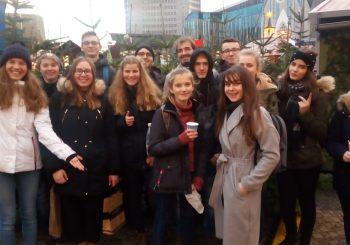 Weihnachtsmarktbesuch in Leipzig