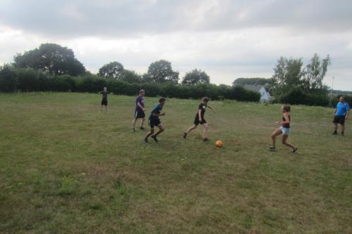 Fußball-Turnier